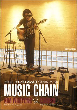 MUSIC CHAIN Vol2 No2