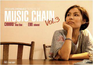 MUSIC CHAIN Vol3 No1